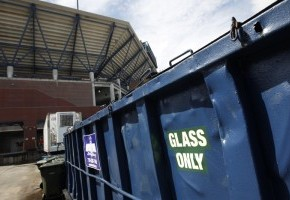 The US Open Finals Are Astonishingly Green