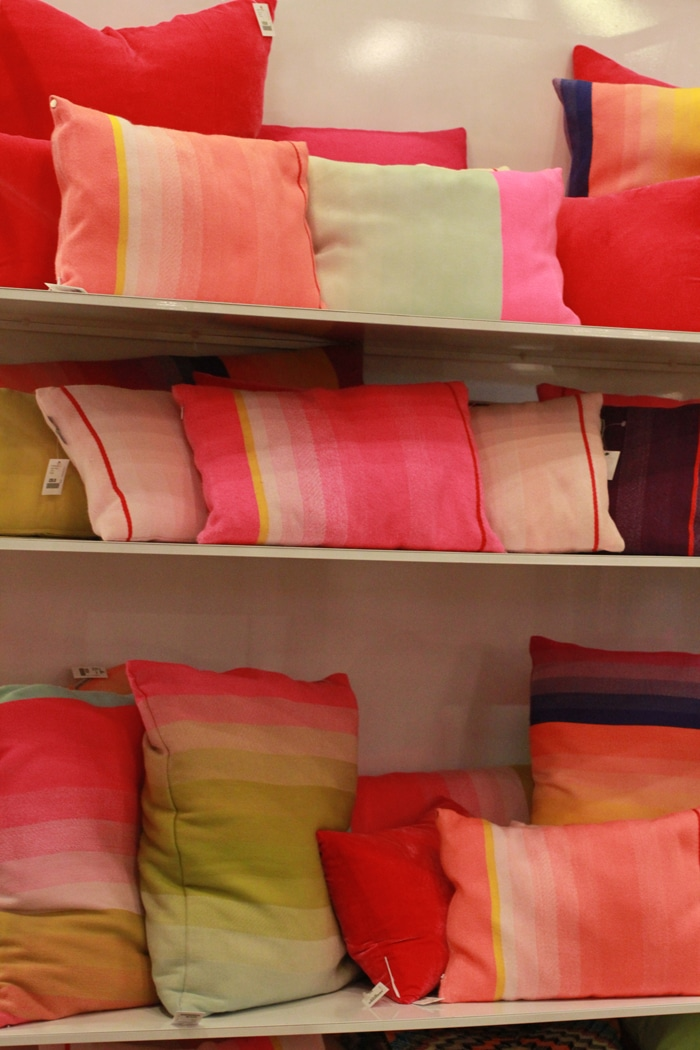 ABC Home pillows