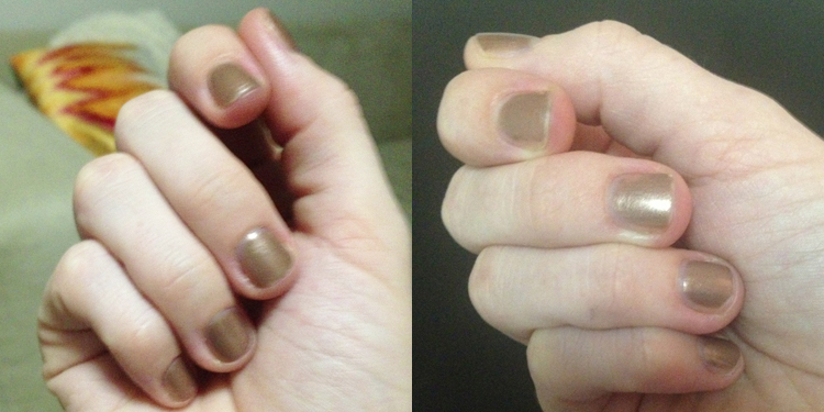 A Beautiful Life nail polish