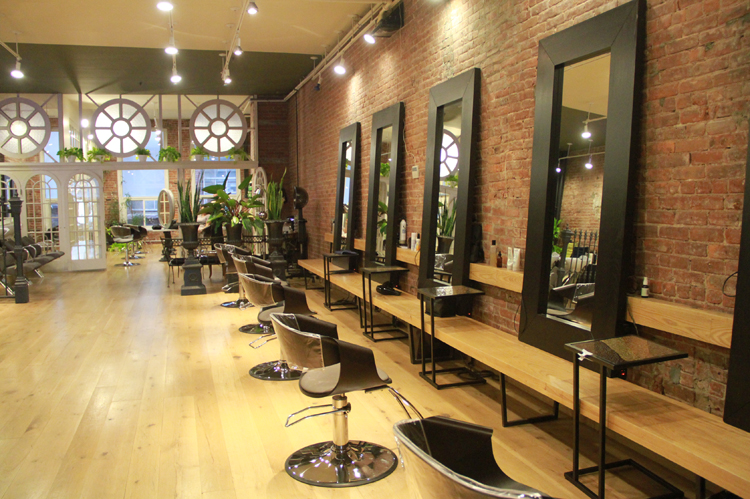 Hale Organic Salon in New York