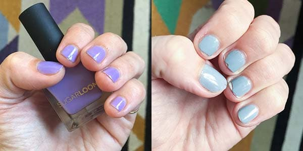 SugarLoom nail polish review