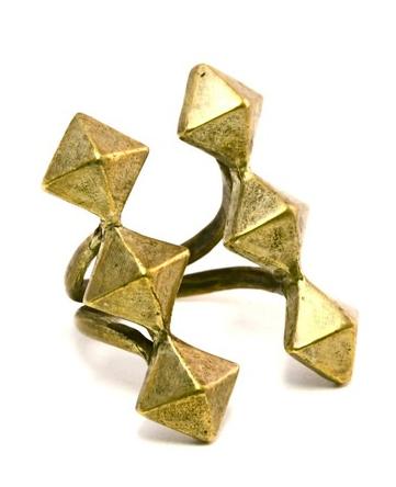 Nettie Kent Sphinx Ring