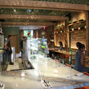 Your Carnivorous BF and Vegan BFF Will Both Love New Sustainable Restaurant Ellary's Greens