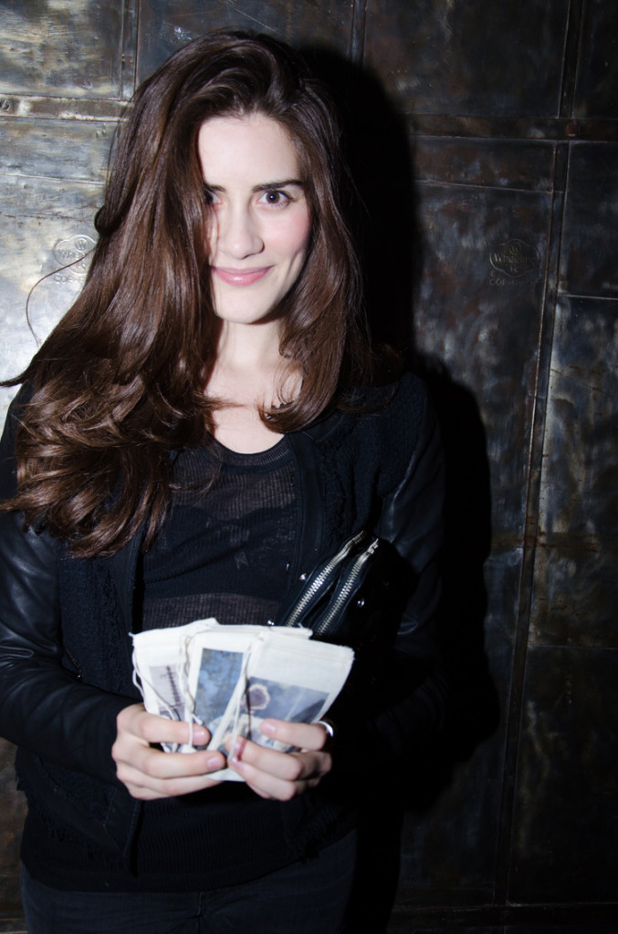 Laura Singer of the blog Trash Is for Tossers won a trio of LURK natural fragrances