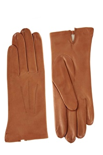 Dents Silk-Lined Leather Gloves, ASOS Green Room, $98