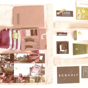 Giveaway: Win This Eco-Friendly and Organic Gift Bag of Goodies