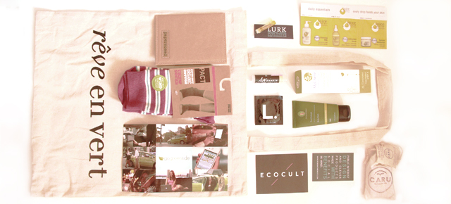 EcoCult Gift Bag Free Giveaway