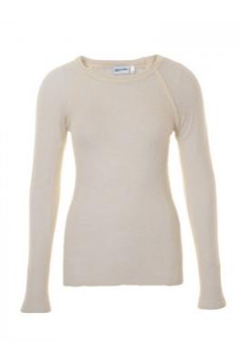 Gudrun & Gudrun Eco Wool Sleeved Tee, reve en vert, $160