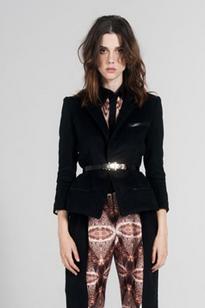 Mandy Koon Backless Jacket, Helpsy, $647