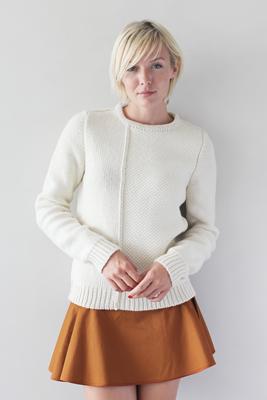 Svilu Crewneck Sweater, A Boy Named Sue, $450