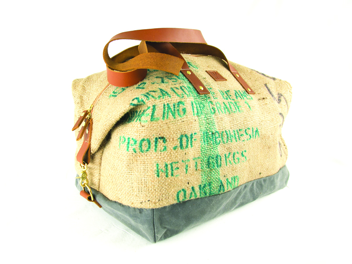 Eco-friendly Oaxaca Duffel by BARE