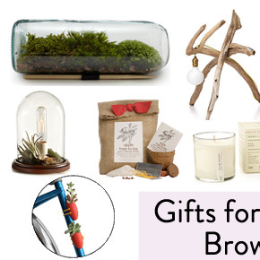 14 Eco-Friendly Gifts Perfect for a Brooklyn Brownstone