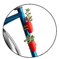 bike planters