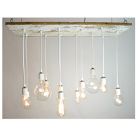 eco-friendly chandelier