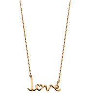 Love Pendant // made in London