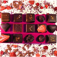 Lucky Chocolates Love Sweet Love Collection // Organic, Fair Trade