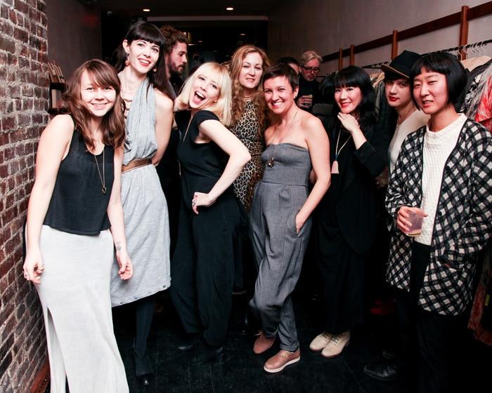 Susan Domelsmith, Rachel Kibbe, Nettie Kent, Titania Inglis, Mandy Kordal, Tara St James, Yegang Yoo, Lily Piyathaisere