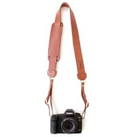 Monogrammed Fotostrap // donates 10% of profits to providing arts projects for people overcoming hardship