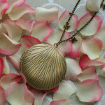 Love Does Have Thorns: The Forager Organic Solid Perfume Locket