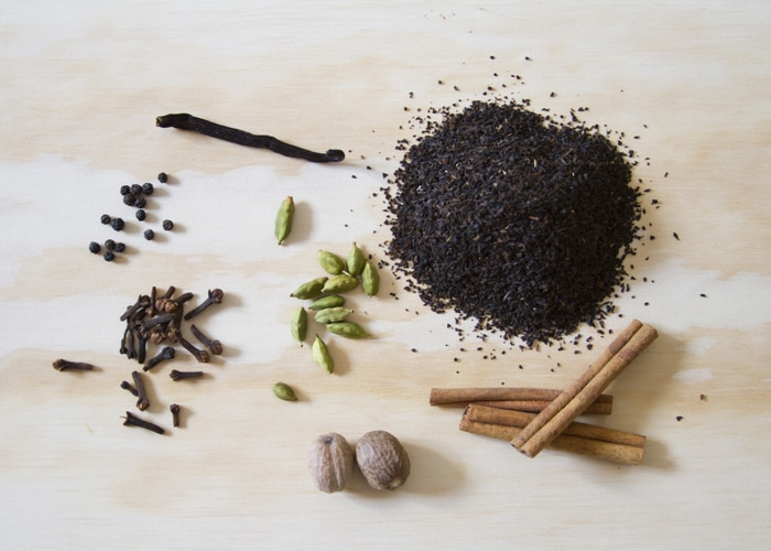 Chai Masala Scrub recipe