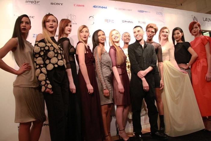 Daniel Silverstein Fashion Show FW14