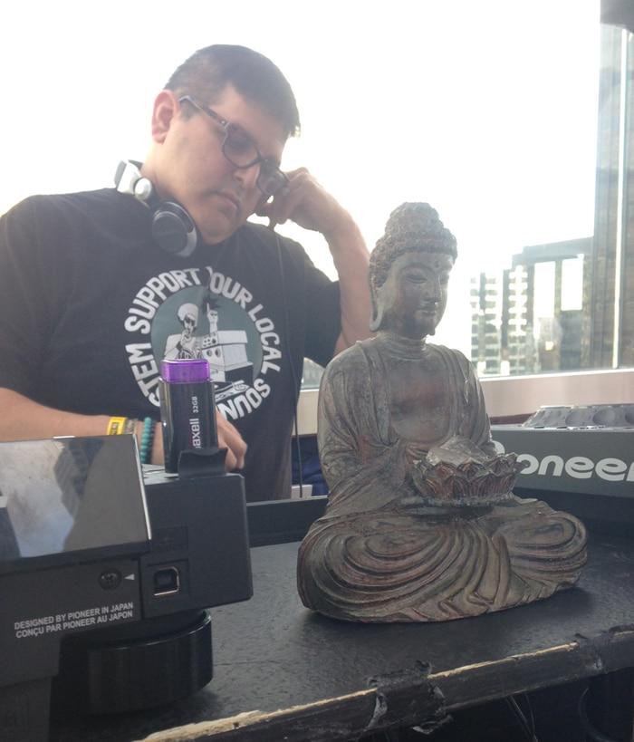 Buddha DJ