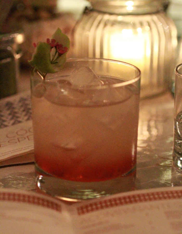 Gracias Madre cocktail