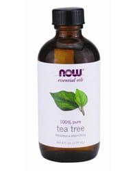 Tea Tree Oil - Not only will this freshen your linens, it is amazing at getting sticker gunk off your reusable jars and bottles.