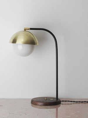 Allied Maker Lamp // Made in New York City