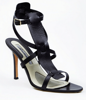 Used Brian Atwood Sandal, available on Vaunte