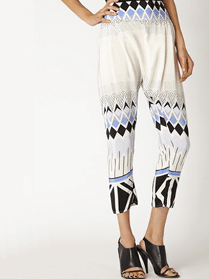 Makozi Trouser by LaLESSO