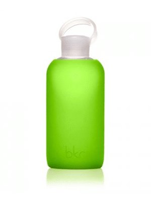 Reusable and recyclable water bottle /  BPA-free