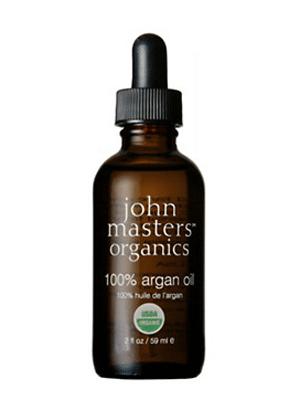 John Masters Argan Oil // naturally has vitamin A for smooth, shiny hair