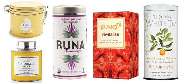 5 Tasty Tea Brands That Will Look Pretty on Your Shelf