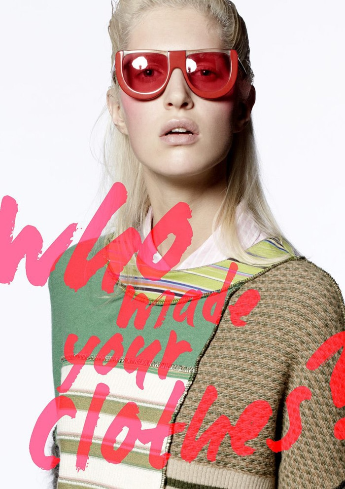 Fashion Revolution // Who Made Your Clothes?