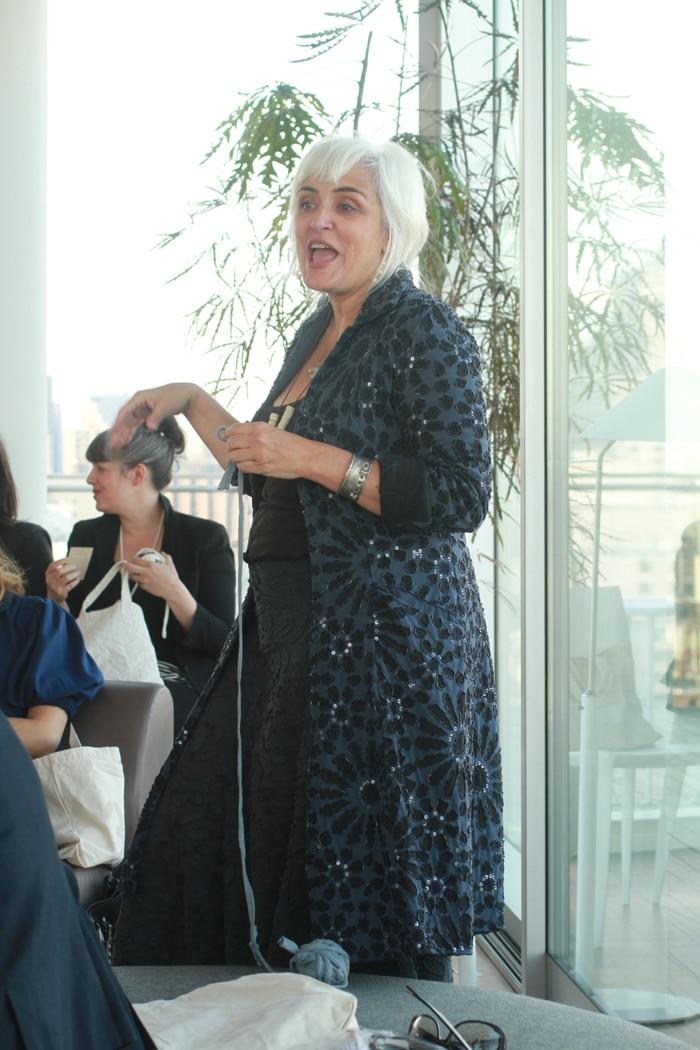 Natalie Chanin of Alabama Chanin