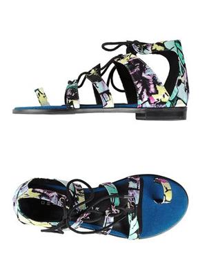 Crie de Coeur vegan sandals