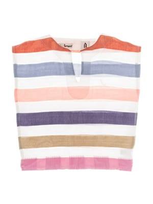 Lemlem rainbow striped // fair trade
