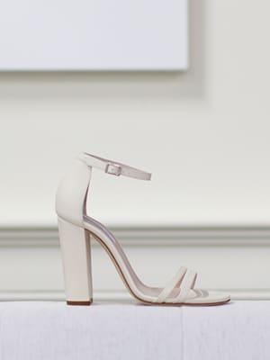 emerson fry white sandal heels