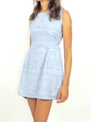 Mary Meyer dress // Made in NYC