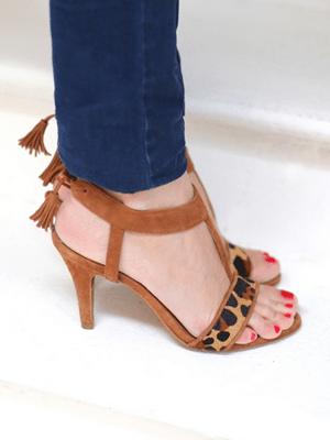 Sezane Talons (heels)
