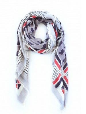 100% cashmere scarf made in Nepal