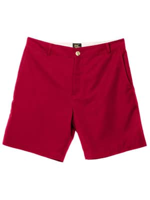 Flint and Tinder Red Men's Shorts // made in the US
