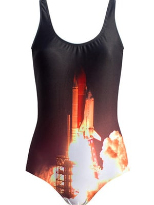 Space Shuttle One Piece // made in the US