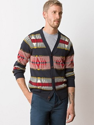 Pendleton Cardigan // made in the US
