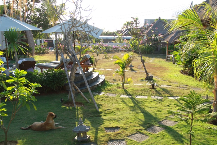 Lovely Bungalow resort in Bali