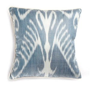 Heart Throw Pillow // made in Afghanistan by artisans