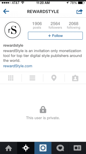 How rewardStyle is ruining your favorite fashion blog and keeping independent designers down.