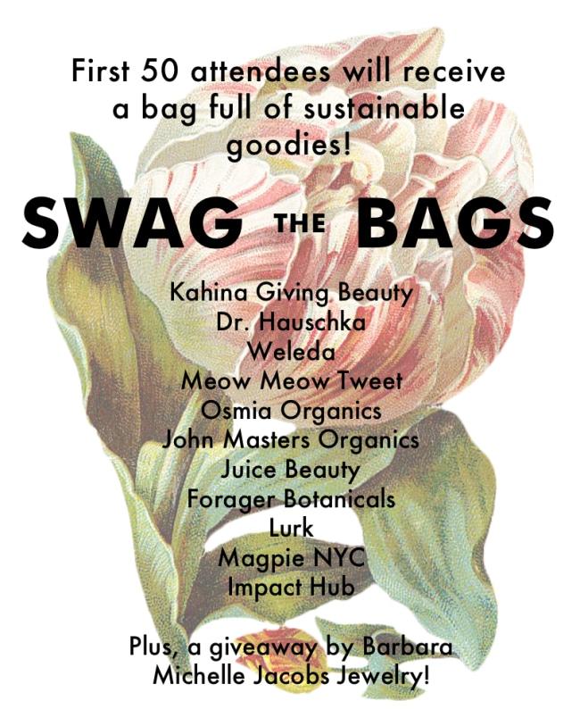 Fashion Swap Swag Bags