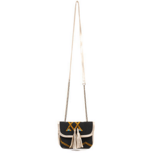 Maroc X cross-body bag by JADEtribe // ethical and sustainable